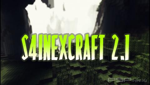 S4inexCraft 2.1 [HomeBrew]