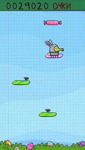 Doodle Jump 3D/Special 3.0 [RUS][HomeBrew]
