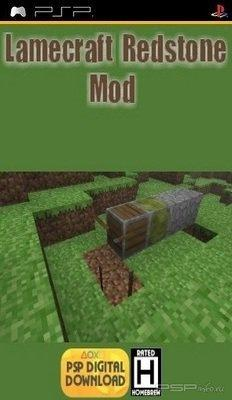 LameCraft Redstone Mod [HomeBrew]