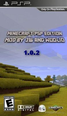MineCraft PSP Edition 1.0.2 [HomeBrew][2014]