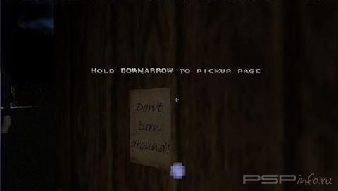 Slender PSP 2.0 [HomeBrew][2014]