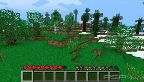 Minecraft PSP Edition v1.2.1 [Slim/Fat][HomeBrew][2015]