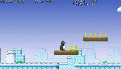 пингвин tux игра