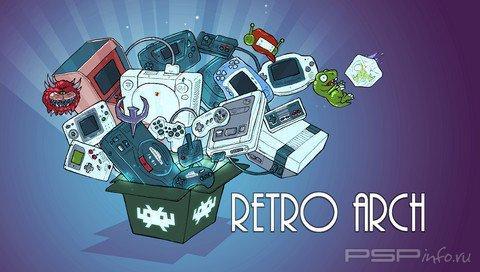 RetroArch 1.7.0 [PS3][PSP][RUS][2017]
