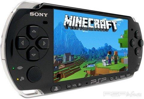 Minecraft PSP [ENG/RUS][2012-17]