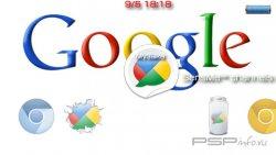 Тема 'Google [RUS]' в формате CTF для PSP