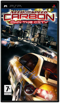 Need for Speed Carbon: Own The City [RUS][RIP]