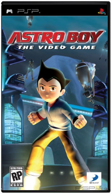 Astro Boy: The Video Game [ENG] (Ripped)