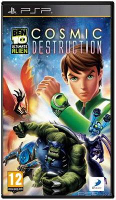 Ben 10 Ultimate Alien: Cosmic Destruction [ENG]