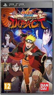 Naruto Shippuden: Ultimate Ninja Impact (Patched)[ENG][FULL]