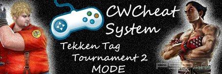Обновление CWCheat - Tekken Tag Tournament MODE для Tekken 6