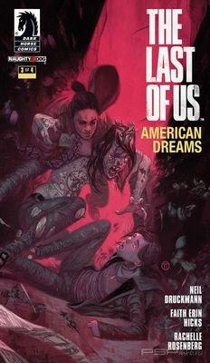 The Last of Us: American Dream [3-4][2013][RUS]