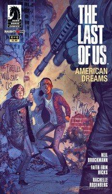 The Last of Us: American Dream [4-4][2013][RUS]